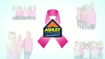 Ashley Furniture Homestore TV Spot, 'Cáncer de Seno' [Spanish] - Thumbnail 2