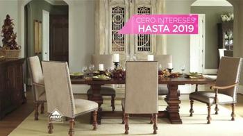 Ashley Furniture Homestore TV Spot, 'Cáncer de Seno' [Spanish] - Thumbnail 5