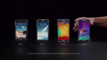Samsung Galaxy Note 4 TV Spot, 'Antes y Ahora' [Spanish] - 925 commercial airings