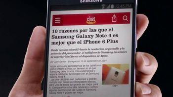 Samsung Galaxy Note 4 TV Spot, 'Antes y Ahora' [Spanish] - Thumbnail 3