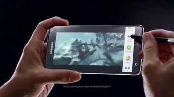 Samsung Galaxy Note 4 TV Spot, 'Antes y Ahora' [Spanish] - Thumbnail 4