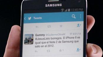 Samsung Galaxy Note 4 TV Spot, 'Antes y Ahora' [Spanish] - Thumbnail 7