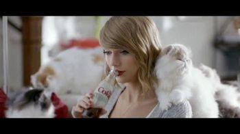 Diet Coke TV Spot, 'Taylor Swift Kittens' Featuring Taylor Swift