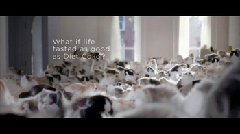 Diet Coke TV Spot, 'Taylor Swift Kittens' Featuring Taylor Swift - Thumbnail 8