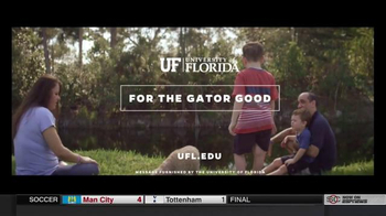 University of Florida TV Spot, 'For the Gator Good: Aaron's Story' - Thumbnail 9