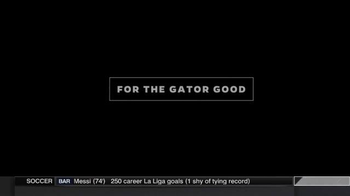 University of Florida TV Spot, 'For the Gator Good: Aaron's Story' - Thumbnail 8