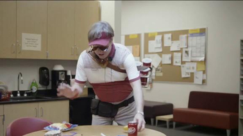 Dr Pepper TV Spot, 'Larry in the ESPN Break Room' Ft. Jesse Palmer - Thumbnail 2