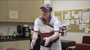 Dr Pepper TV Spot, 'Larry in the ESPN Break Room' Ft. Jesse Palmer - Thumbnail 6