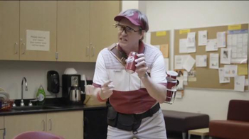 Dr Pepper TV Spot, 'Larry in the ESPN Break Room' Ft. Jesse Palmer - Thumbnail 7