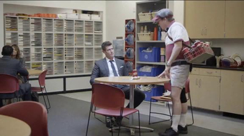 Dr Pepper TV Spot, 'Larry in the ESPN Break Room' Ft. Jesse Palmer