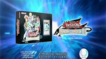Yu-Gi-Oh! Legendary Collection 5D's TV Spot