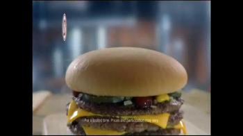 McDonald's Triple Cheeseburger TV Spot, 'Lunch Run' - Thumbnail 5