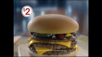 McDonald's Triple Cheeseburger TV Spot, 'Lunch Run' - Thumbnail 6