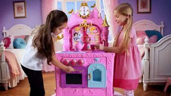 Disney Princess Royal Kingdom Kitchen Cafe TV Spot, 'Royal Meals'