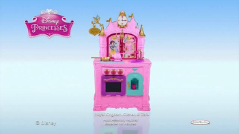 Disney Princess Royal Kingdom Kitchen Cafe TV Spot, 'Royal Meals' - Thumbnail 10