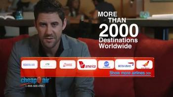 CheapOair TV Spot, 'Mix and Match Flights' - Thumbnail 4