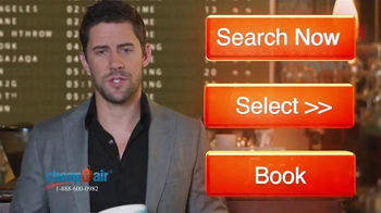 CheapOair TV Spot, 'Mix and Match Flights' - Thumbnail 7