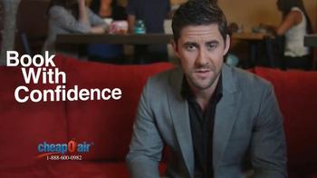 CheapOair TV Spot, 'Mix and Match Flights' - Thumbnail 8