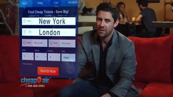 CheapOair TV Spot, 'Mix and Match Flights' - 2965 commercial airings