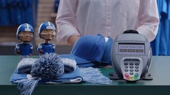 Citi Double Cash Card TV Spot, 'Football' - Thumbnail 1