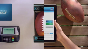 Citi Double Cash Card TV Spot, 'Football' - Thumbnail 5