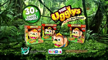 The Ugglys Monkey TV Spot, 'Your Gross Best Friend' - Thumbnail 7