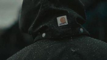 Carhartt Rain Defender TV Spot