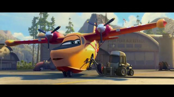 Planes: Fire & Rescue Blu-ray and Digital HD TV Spot - Thumbnail 2