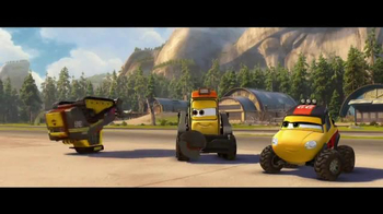 Planes: Fire & Rescue Blu-ray and Digital HD TV Spot - Thumbnail 4