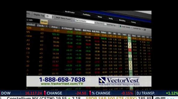 VectorVest TV Spot, 'Know When to Buy, When to Save' - Thumbnail 4
