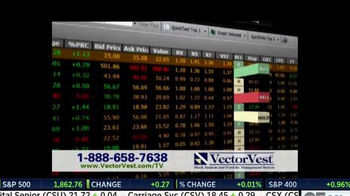VectorVest TV Spot, 'Know When to Buy, When to Save' - Thumbnail 6