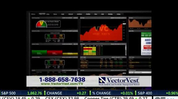 VectorVest TV Spot, 'Know When to Buy, When to Save' - Thumbnail 7
