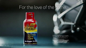 5 Hour Energy TV Spot, 'For the Love of the Game: Lacrosse' Ft. Rob Pannell - Thumbnail 10
