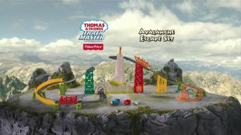 Thomas & Friends Avalanche Escape Set TV Spot - Thumbnail 10