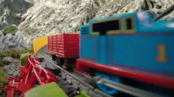 Thomas & Friends Avalanche Escape Set TV Spot - Thumbnail 8