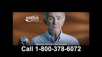 Arriva Medical TV Spot, 'Partnership with OneTouch' - Thumbnail 1