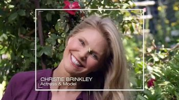 Recapture 360 TV Spot, 'Special Announcement' Featuring Christie Brinkley - 182 commercial airings