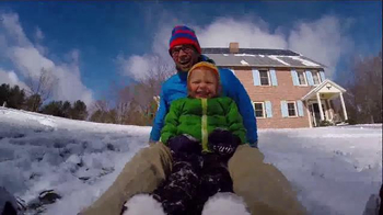 GoPro TV Spot, 'Stella and Quincy's First Snow Experience' - Thumbnail 2