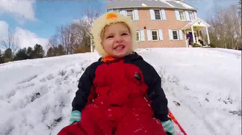 GoPro TV Spot, 'Stella and Quincy's First Snow Experience' - Thumbnail 6