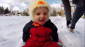 GoPro TV Spot, 'Stella and Quincy's First Snow Experience' - Thumbnail 7