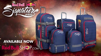 Red Bull Signature Series Ogio Bags TV Spot Featuring Travis Pastrana - 5 commercial airings