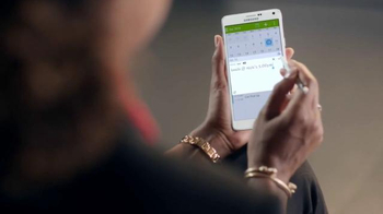 Samsung Galaxy Note 4 TV Spot, 'Do You Note?' - Thumbnail 2