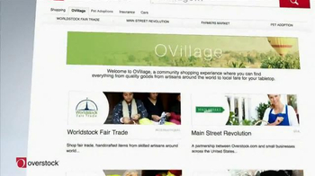 Overstock.com OVillage TV Spot, 'Farmer's Market' - Thumbnail 3