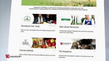 Overstock.com OVillage TV Spot, 'Farmer's Market' - Thumbnail 4