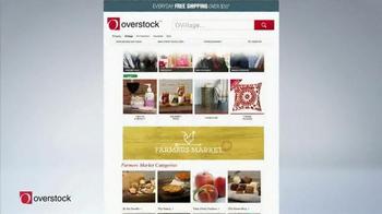 Overstock.com OVillage TV Spot, 'Farmer's Market' - Thumbnail 5