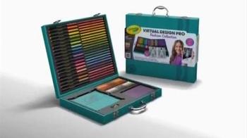 Crayola Virtual Design Pro Fashion Collection TV Spot - Thumbnail 10