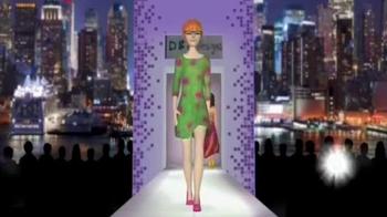 Crayola Virtual Design Pro Fashion Collection TV Spot - Thumbnail 3