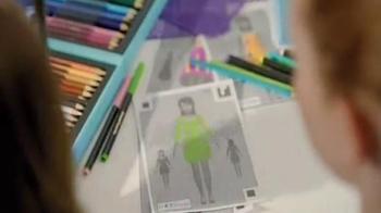 Crayola Virtual Design Pro Fashion Collection TV Spot - Thumbnail 5