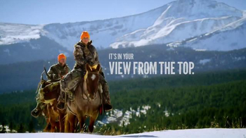 Cabela's TV Spot, 'View From the Top' - Thumbnail 6