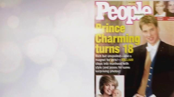 People Magazine TV Spot, 'Royal Family' Song by Bruno Mars - Thumbnail 3